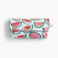 J.Crew Sunglass Case In Watermelon Print