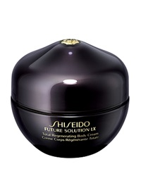 Shiseido Future Solution Lx Total Regenerating Body Cream No Color