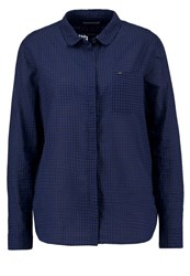 Lee Shirt Deep Indigo Blue