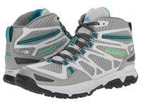 Montrail Fluid Fusion Mid Outdry Platinum Cool Grey Women's Shoes Gray