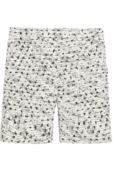 Rochas Boucle Tweed Shorts