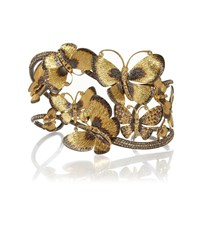 Annoushka Butterflies Cuff Female Gold