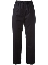 Sofie D'hoore Piano Trousers Black