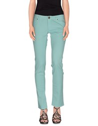 Atelier Fixdesign Denim Denim Trousers Women Green