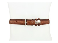 Stacy Adams 127X Cognac Men's Belts Tan