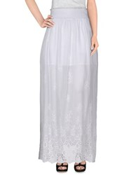 Patrizia Pepe Skirts Long Skirts Women