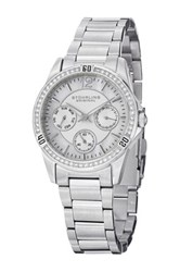 Stuhrling Women's Marina 914 Watch Metallic