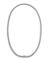 John Hardy Batu Classic Chain Extra Small Sterling Silver Necklace 18