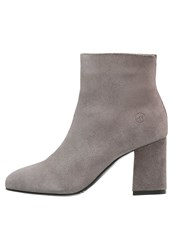 Bronx Ankle Boots Grey