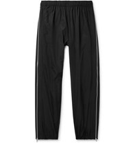 Mcq By Alexander Mcqueen Tapered Shell Track Pants Black