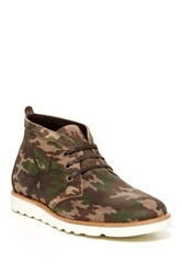Wesc Lawrence Chukka Boot Brown