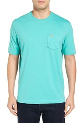 Tommy Bahama Men's Big And Tall 'New Bali Sky' Pima Cotton Pocket T Shirt Tobago