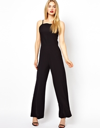 Aq Aq Aq Aq Divine Jumpsuit With High Neck And Wide Leg