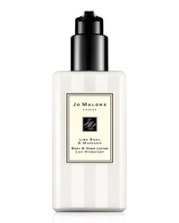 Lime Basil And Mandarin Body And Hand Lotion 250Ml Jo Malone London Orange