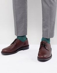 Kg By Kurt Geiger Lace Up Shoes Red