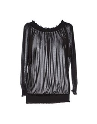 Terre Alte Sweaters Black