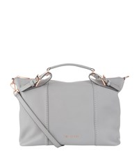 3bbd952f9fdf Ted Baker Salbee Leather Tote Bag Grey