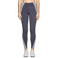 Heroine Sport Stretch Jersey Leggings Blue