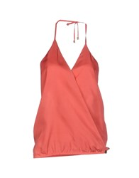Met And Friends Topwear Tops Women Fuchsia
