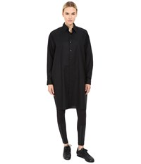Yohji Yamamoto Long Shirt Black Women's Clothing