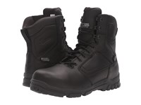 Danner Lookout Ems Csa Side Zip 8 Nmt Black Men's Work Boots