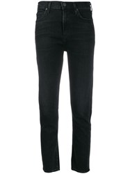 Citizens Of Humanity Harlow Slim Fit Jeans Black