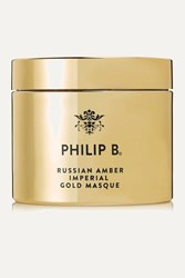 Philip B Russian Amber Imperial Gold Masque One Size Colorless