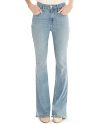 Levi's High Rise Flared Jeans Indigo Rising