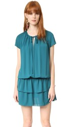 Amanda Uprichard Holly Dress Jade