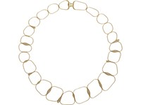 Fernando Jorge Fluid Diamonds Chain Necklace No Color