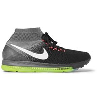 Nike Running Zoom All Out Flyknit Sneakers Black