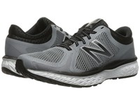 New Balance 720V4 Gunmetal Black Men's Running Shoes Gray