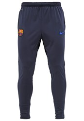 Nike Performance Fc Barcelona Club Wear Obsidian Game Royal Dark Blue