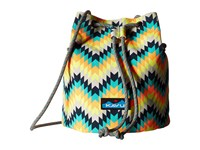 Kavu Bucket Bag Cactus Bloom Bags Green