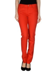 Tommy Hilfiger Denim Pants Red