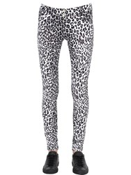 Freddy Leopard Printed Wr.Up Leggings