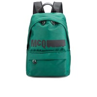 Mcq By Alexander Mcqueen Men's Classic Backpack Dark Green
