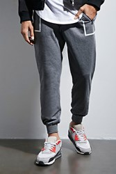Forever 21 Ing2ing Stripe Trim Sweatpants
