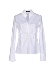Strenesse Gabriele Strehle Shirts White