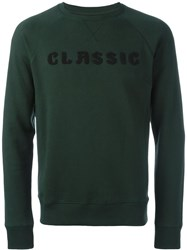 Soulland 'Classic' Sweatshirt Green