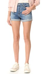 Ag Jeans The Alex Boyfriend Shorts 12 Years Aroma