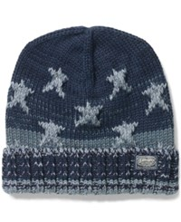Denim And Supply Ralph Lauren Indigo Dyed Knit Hat