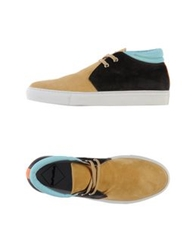 Bepositive High Tops And Trainers Sand