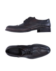 Bagatt Lace Up Shoes Dark Brown