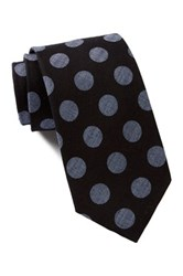 Ben Sherman Geo Dot Tie Blue