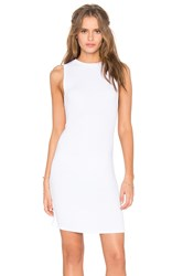 Feel The Piece Josie Tank Dress White