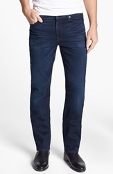 Men's 7 For All Mankind 'Slimmy Luxe Performance' Slim Straight Leg Jeans Blue Ice
