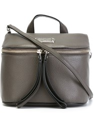 Marc By Marc Jacobs 'Canteen' Crossbody Bag Grey