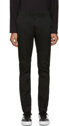 Diesel Black Chi Driver Trousers