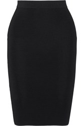 Jonathan Simkhai Ribbed Stretch Knit Skirt
